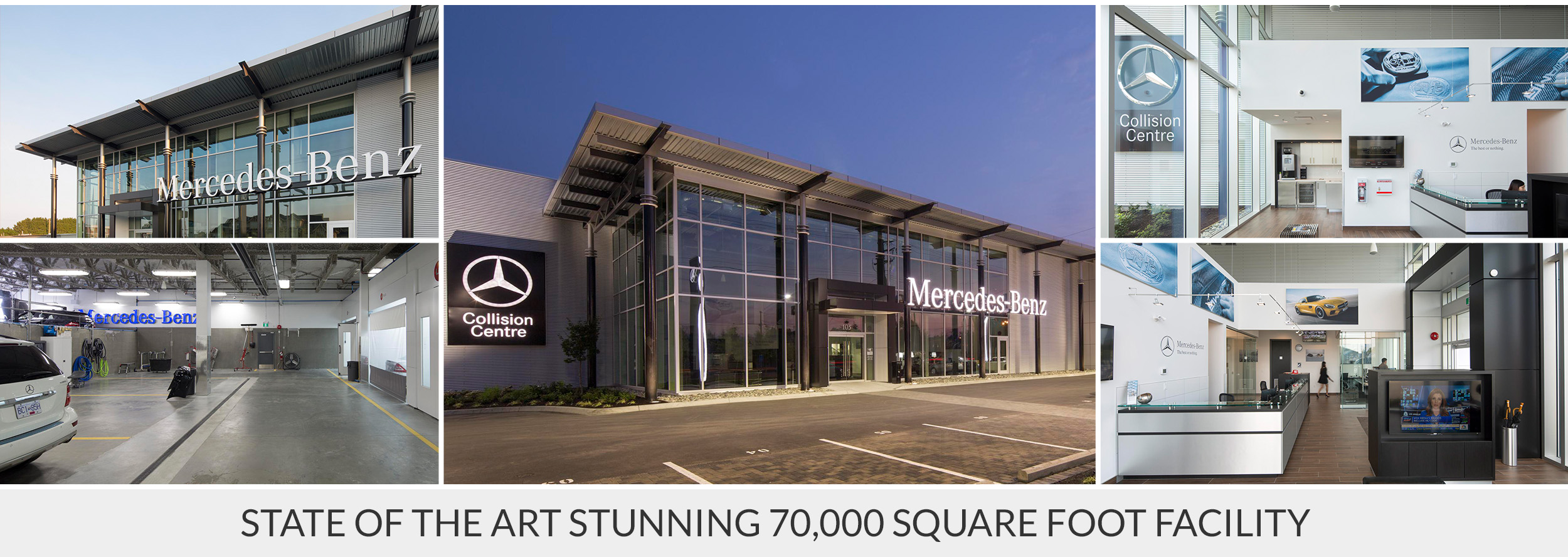 Mercedes benz collision centre richmond mercedes for Mercedes benz richmond